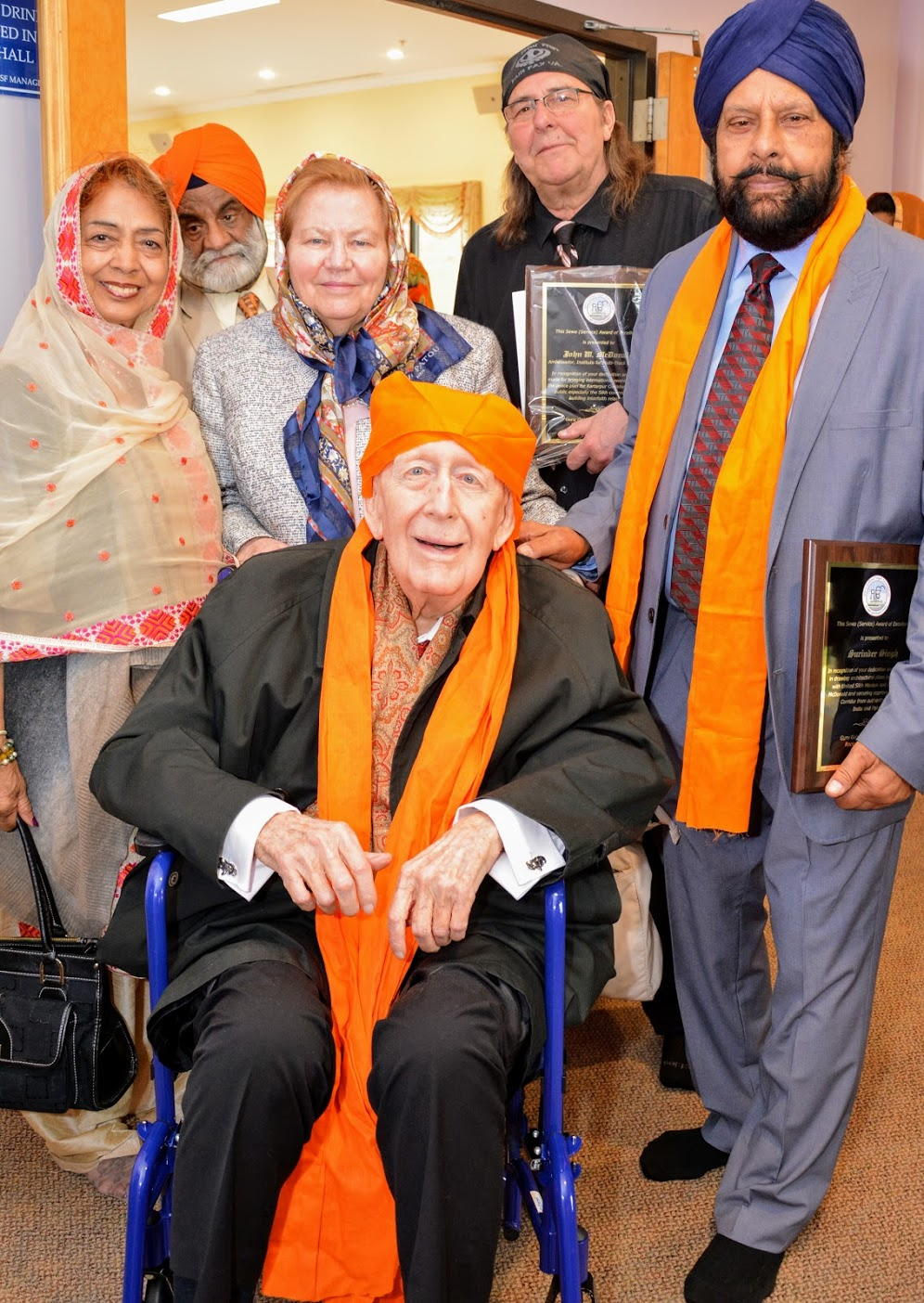 Ambassador Ceremony National Sikh Center Event3
